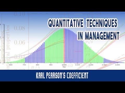 Correlation Formula Derivation, Karl Pearson's Coefficient