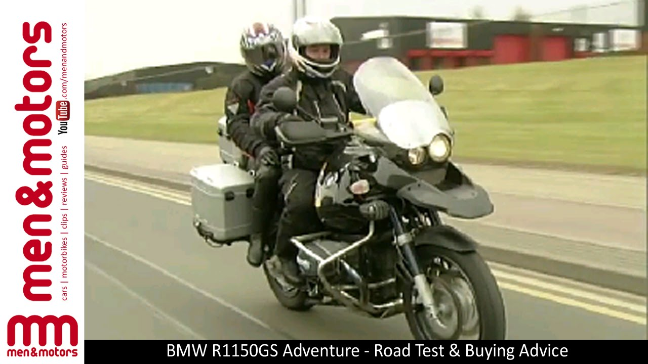 Bmw R1150gs Adventure Road Test Amp Buying Advice Youtube