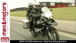 BMW R1150GS Adventure - Road Test & Buying Advice