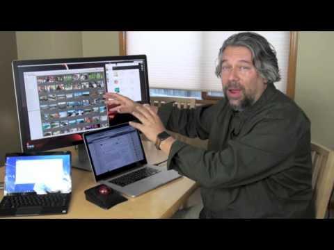 Dell UltraSharp 4K UP3216Q Monitor Feature Walkthru & Demo!