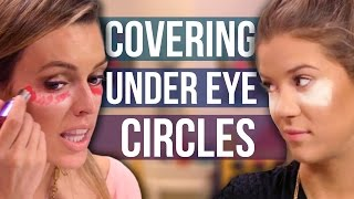 3 Ways To Cover Dark Under Eye Circles