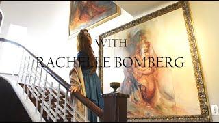 BackChat Vol 1: Feature Artist Rachelle Bomberg