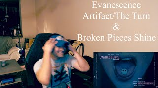 Evanescence - Artifact/The Turn - Broken Pieces Shine (Reaction - WOW!)