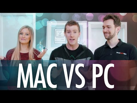 Mac VS PC Editing Challenge BTS