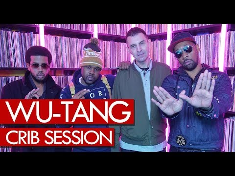 Wu Tang freestyle - Westwood Crib Session