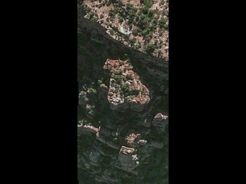 Inner Earth Giant Nephilim Hidden On The Kaibab Indian Reservation