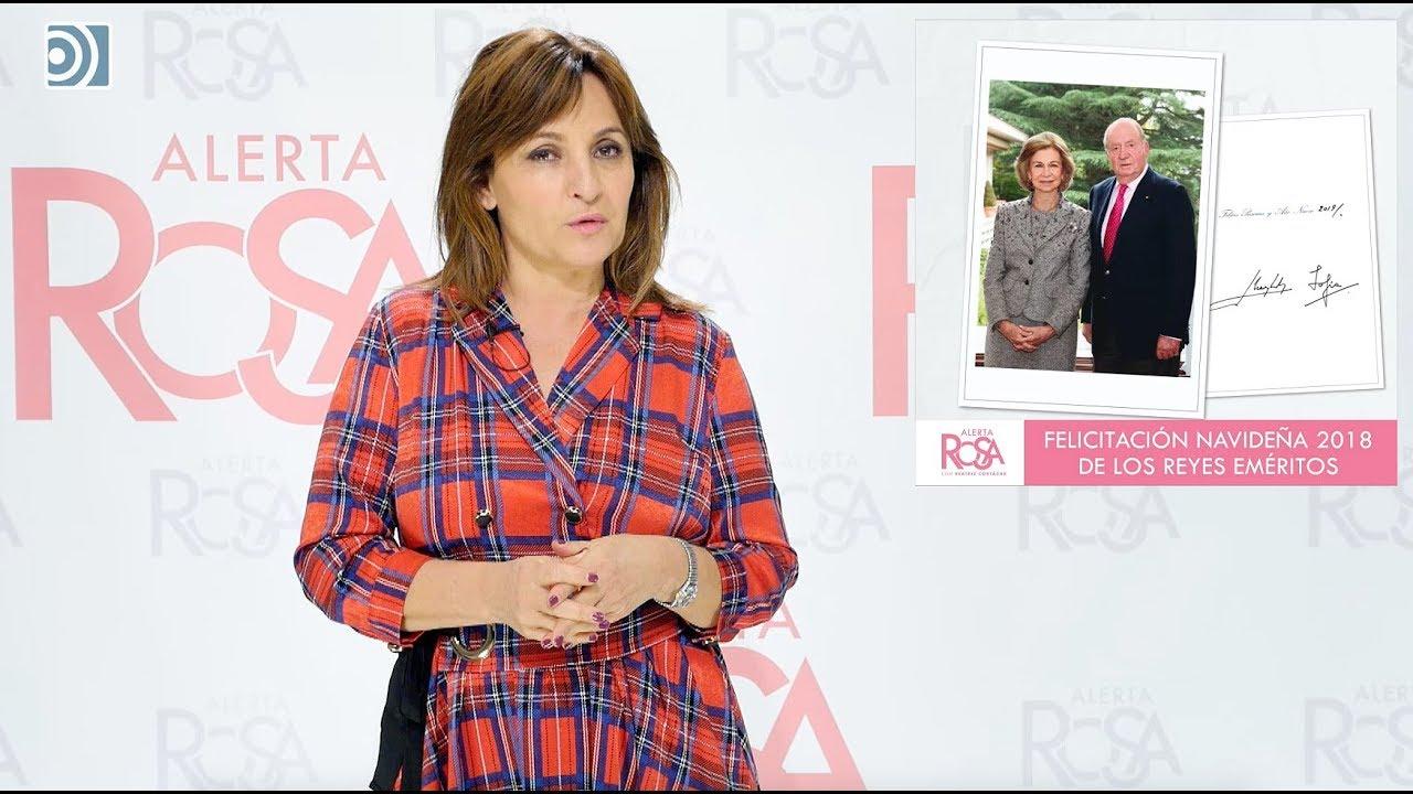 Alerta Rosa - La campaña de imagen de Zarzuela con los reyes eméritos