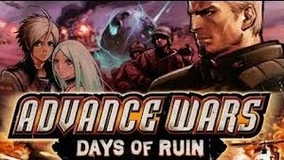 Review of Advance Wars Days of Ruin for Nintendo DS by Protomario