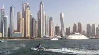 Отдых на Яхте в Дубае
