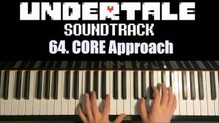 Undertale OST - 64. CORE Approach (Piano Cover by Amosdoll)