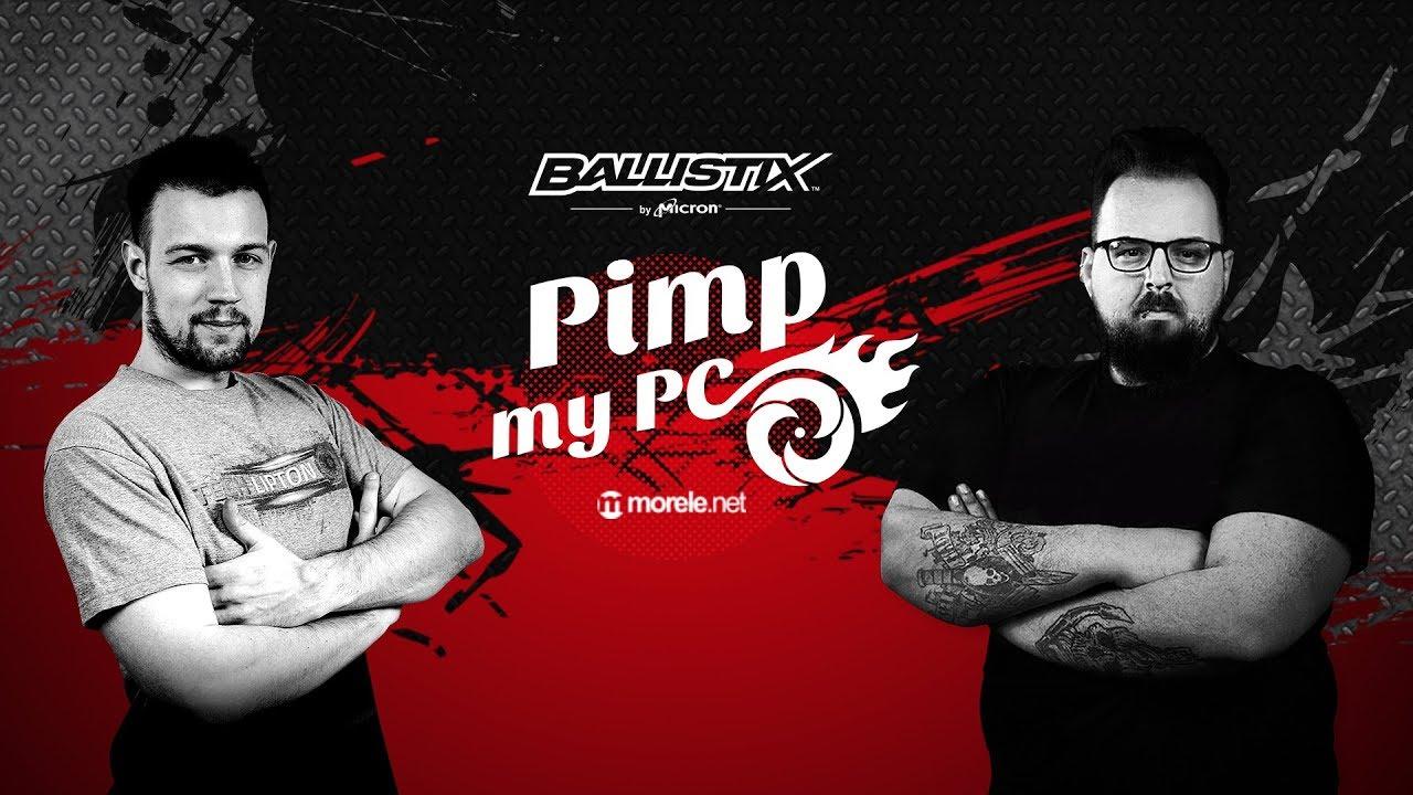 Konkurs PimpMyPC z nagrodami o wartości ponad 18 000 pln