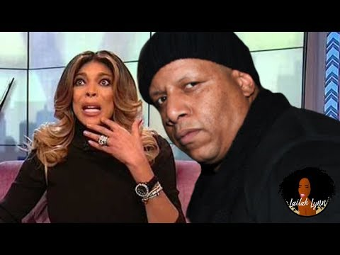 Wendy Williams Husband Built Sound Proof Bedroom To BEET Her In Peace! (Allegedly)
