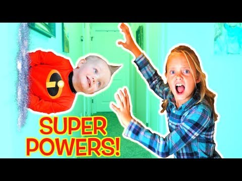 Jack Jack Super Powers! Incredibles 2 skit & LEGO GIVEAWAY