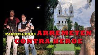 ULTIMA HORA HEROE de San José Guayabal en ALERTA POR PANDILLEROS