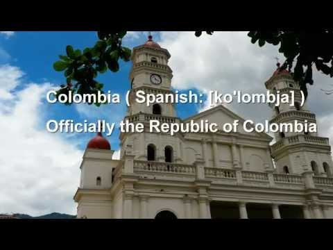 Colombia ?