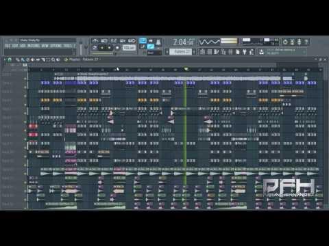 Daddy Yankee - Shaky Shaky (Remix Dj Fabian Hernandez)