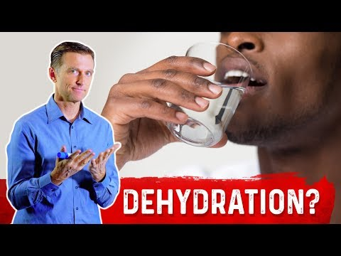 7 Signs You Are Not Drinking Enough Water
