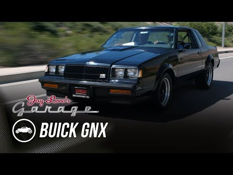 Brand New, Never Sold, 1987 Buick GNX - Jay Lenos Garage