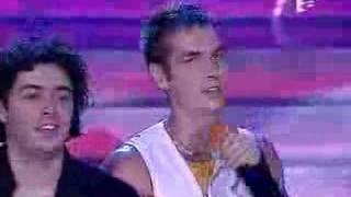 MORANDI - Beijo Uh-La-La  (Geniali Antena1)