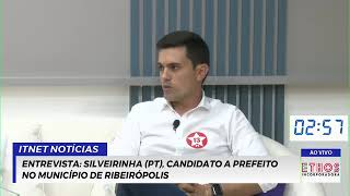 ENTREVISTAS: Leila (DEM) candidata a prefeita de São Domingos e Silveirinha (PT) de Ribeirópolis