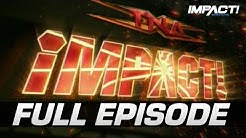 Watch IMPACT'S FULL 2005 Spike TV Debut Episode! | IMPACT Wrestling Full Shows