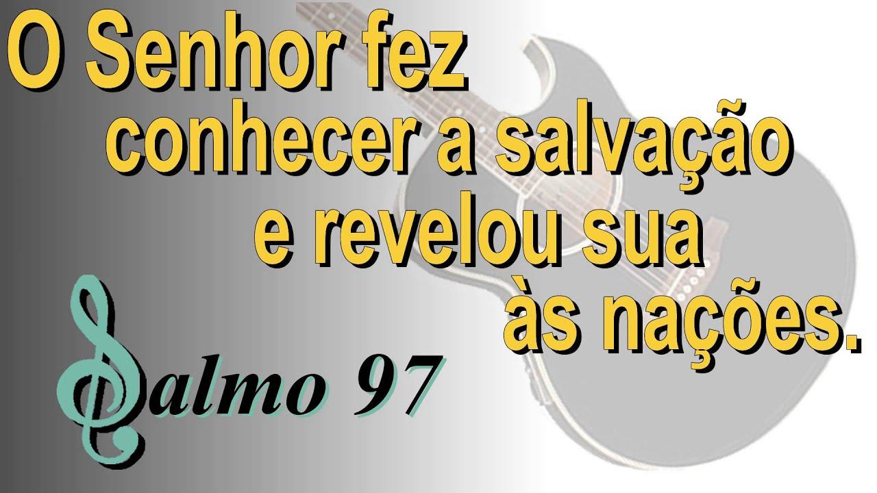 salmo 97 Cantado