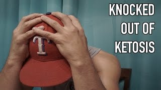 knocked out of ketosis   the ketogenic diet   vlog 4