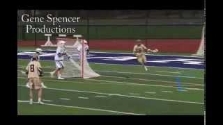 Silvino Argentieri #9 Defenseman Westhill HS Syracuse, NY Lacrosse