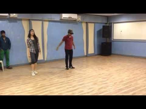 Shraddha-kapoor-Dance-Practice
