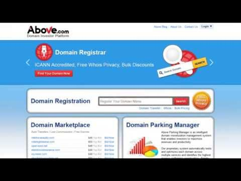 How to list a domain as a free listing from the Domain Marketplace.