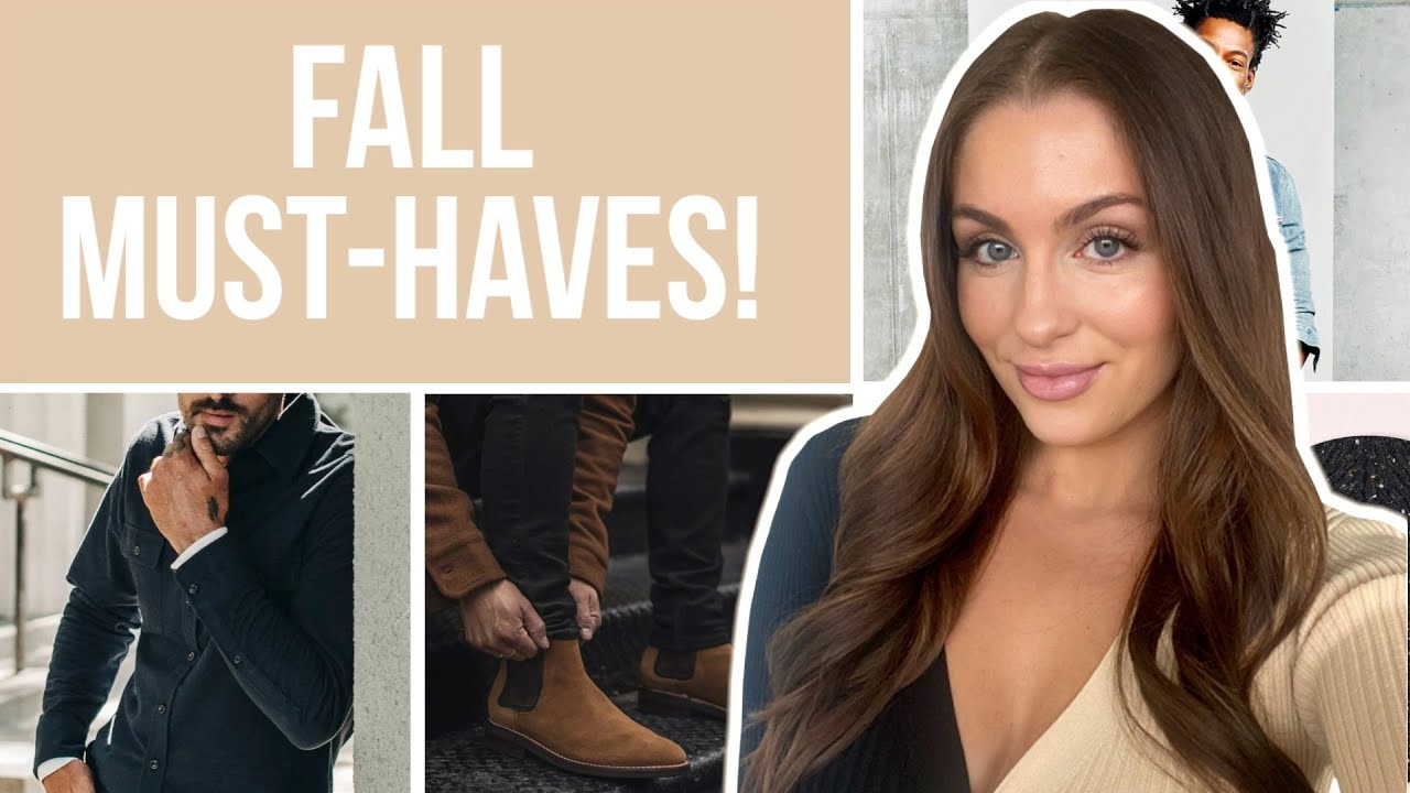 Download Fall Fashion Essentials For Men 2021 (You NEED These!)   Courtney Ryan
