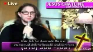 Jesus TV - Muslim blamiert die Christen