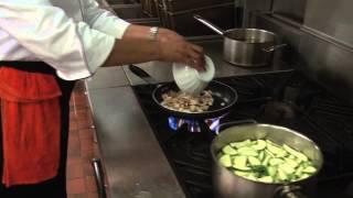 Chef Robbi Jenkins Prepares A Zucchini & Tomato Casserole Rev.mp4