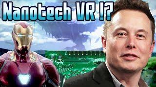 Nanotech - The First Full Dive VR Technology?!