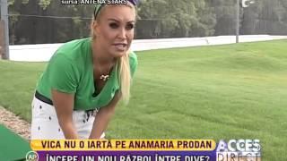 Vica Blochina o atacă pe AnaMaria Prodan!