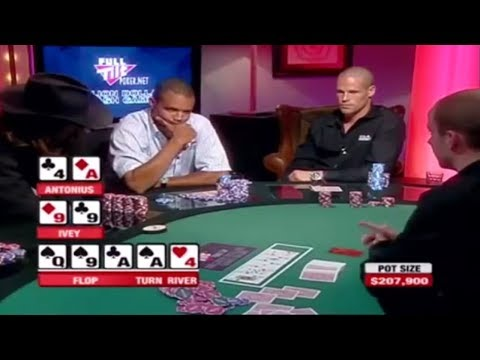 Poker High Stakes Cash Game Live Stream 24/7