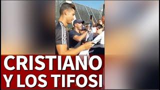 La locura de los tifosi de la Juventus con Cristiano Ronaldo |Diario As