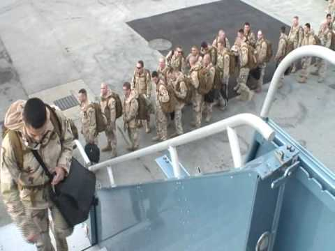 Coast Guard Port Security Unit Deploys to Middle East