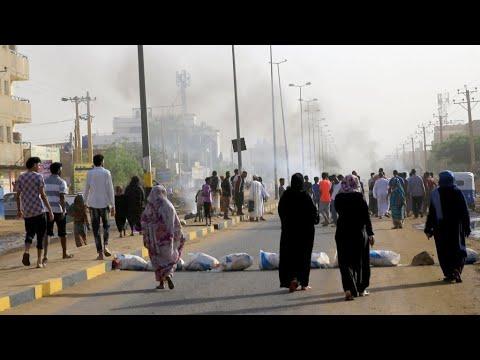 السودان: دعوات لتحقيق دولي في ملابسات الفض الدامي لاعتصام الخرطوم  - نشر قبل 36 دقيقة