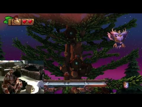 Donkey Kong Country: Tropical Freeze - Pro Crastinators Live Playthrough