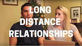 Ask Emily : Long Distance Relationships : How We Dated for 2 Years Across the World!
