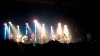 bon iver flume live in stockholm 2011 at annexet