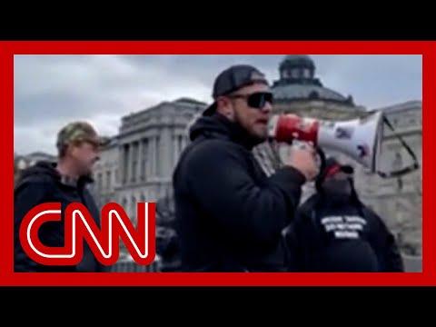 DOJ releases Capitol riot videos from case involving Proud Boys