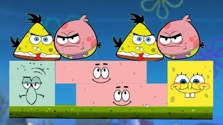 Spongebob Excludes Squidward - FULL LEVELS SQUIDWARD GOT THROWN BY SPONGEBOB!