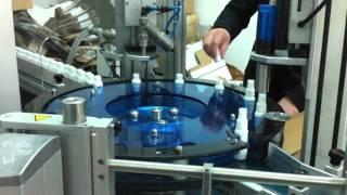 Gambar cover Monoblok Dolum, Kapatma ve Etiketleme Makinası - Özka Makina Otomasyon
