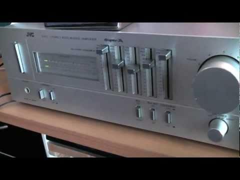 JVC A-X2 Amp
