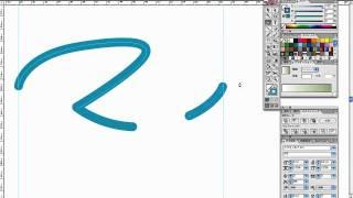 illustratorcsによるペンツールとトレースの仕方1