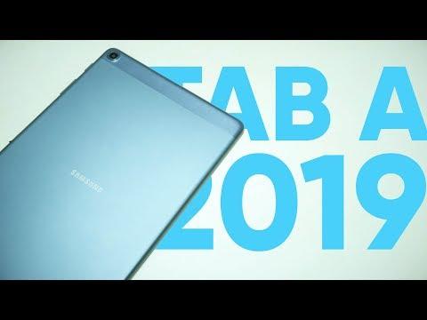 Атака на Хуавей? Обзор Samsung Galaxy Tab A  2019