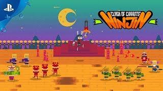 Ninjin: Clash of Carrots - Launch Trailer | PS4