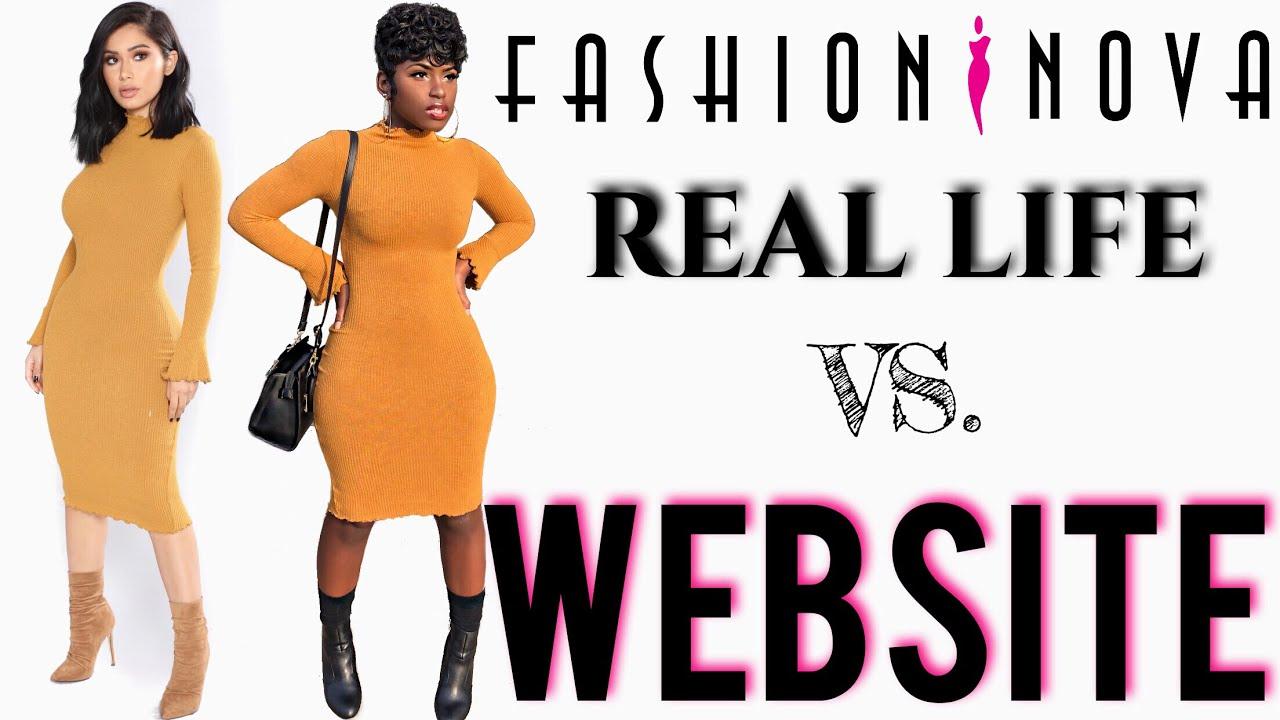 Fashion Nova Try On Haul 2017 Real Life Vs Website Idesign8